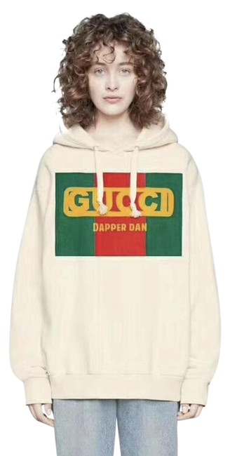Preload https://img-static.tradesy.com/item/25430841/gucci-cream-dapper-dan-collection-activewear-outerwear-size-2-xs-0-1-650-650.jpg