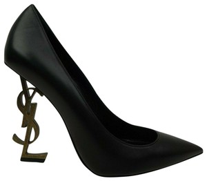 Saint Laurent Black Pumps