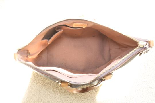 Louis Vuitton Lv Palermo Pm Tote Satchel in Brown, brass Image 3