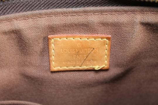 Louis Vuitton Lv Palermo Pm Tote Satchel in Brown, brass Image 7
