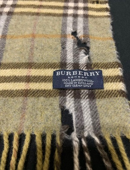 Burberry Burberry Scarf Image 1