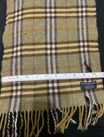 Burberry Burberry Scarf Image 2