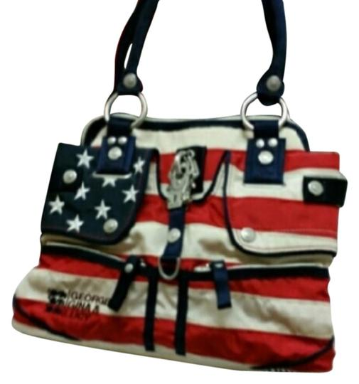 Preload https://img-static.tradesy.com/item/25432022/george-gina-and-lucy-rare-declaration-of-independence-red-white-blue-nylon-cross-body-bag-0-7-540-540.jpg