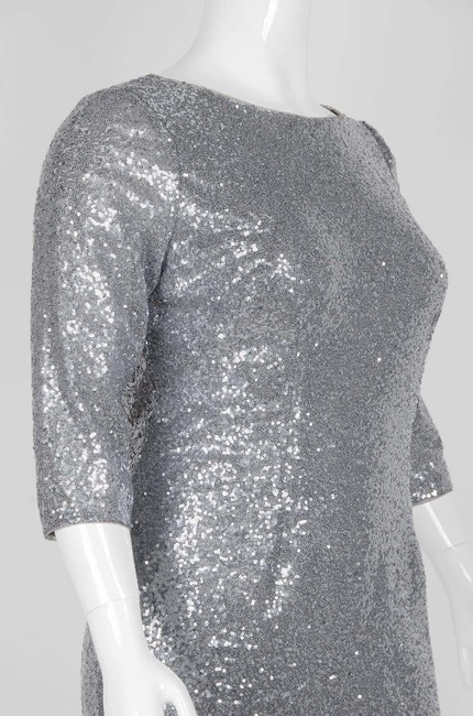 Adrianna Papell Sequin Dress Image 1