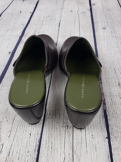 Tommy Hilfiger brown Mules Image 5