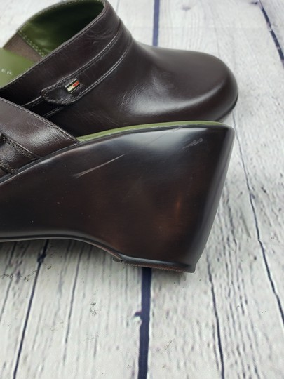 Tommy Hilfiger brown Mules Image 6
