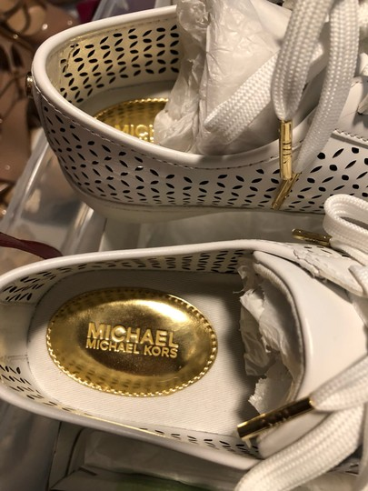 MICHAEL Michael Kors white Athletic Image 3