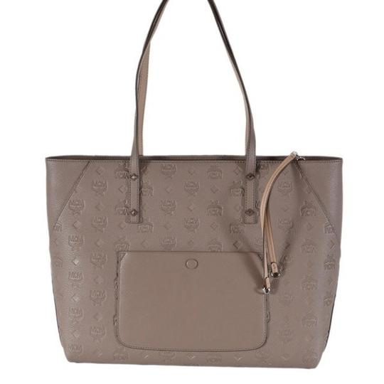 MCM Tote in taupe Image 1