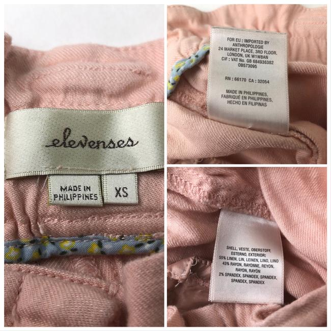Anthropologie Baggy Pants pale pink Image 2
