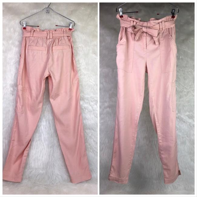 Anthropologie Baggy Pants pale pink Image 6