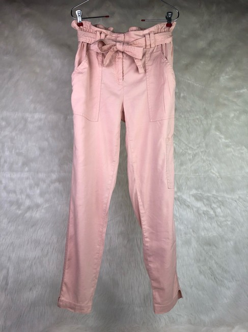 Anthropologie Baggy Pants pale pink Image 8