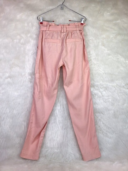 Anthropologie Baggy Pants pale pink Image 9