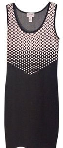 Carmen Marc Valvo short dress Black on Tradesy