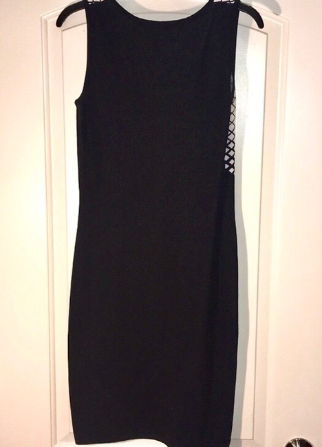 Carmen Marc Valvo short dress Black on Tradesy Image 1