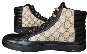 Gucci Black and Brown Athletic