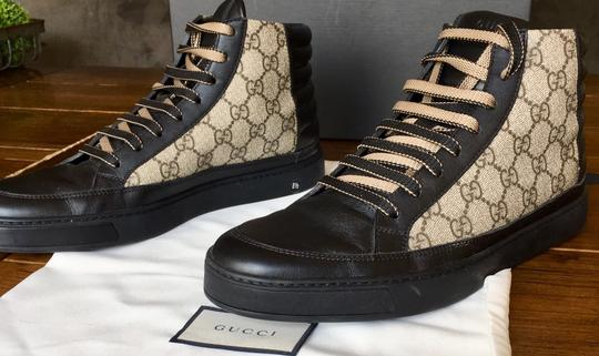 Gucci Black and Brown Athletic Image 1
