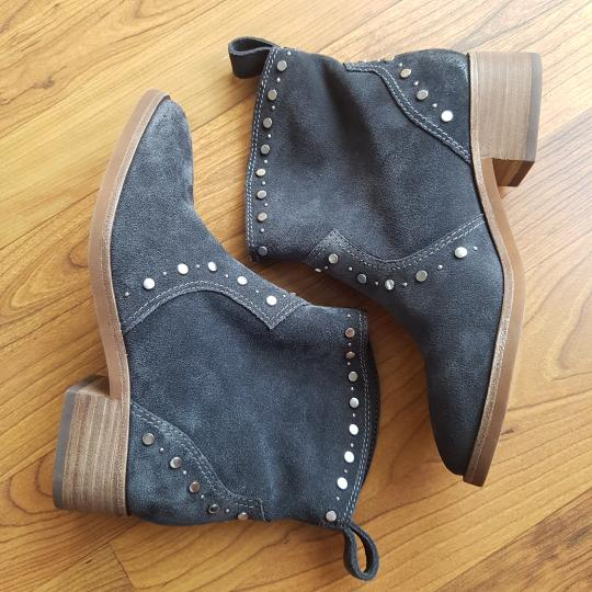 Dolce Vita Suede gray Boots Image 2