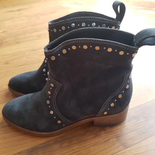 Dolce Vita Suede gray Boots Image 3