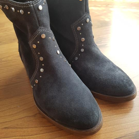 Dolce Vita Suede gray Boots Image 4