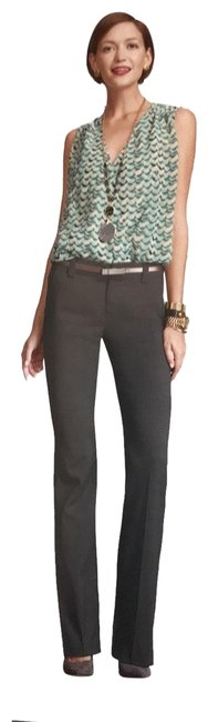 CAbi Trouser Pants Charcoal Grey Image 0