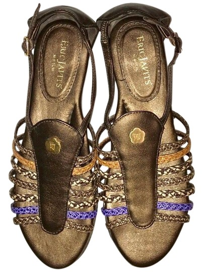 Preload https://img-static.tradesy.com/item/25432187/eric-javits-new-york-grecotsand-gladiator-sandals-size-us-7-regular-m-b-0-1-540-540.jpg