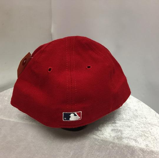 New Era Vintage 90s Red Sox Fitted Cap Image 1