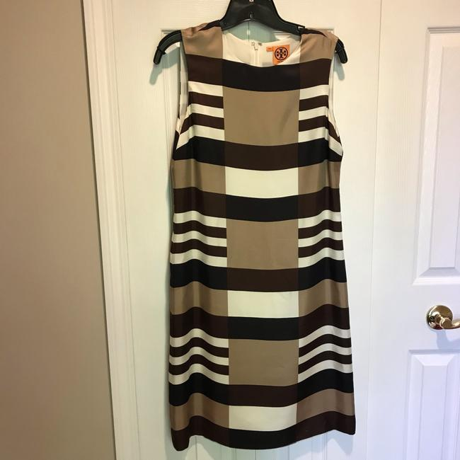 Tory Burch short dress brown on Tradesy Image 1