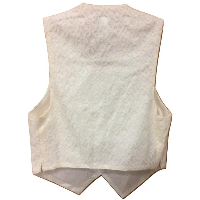 Specialty House Lace Sleeveless Made In Usa Vest Image 1