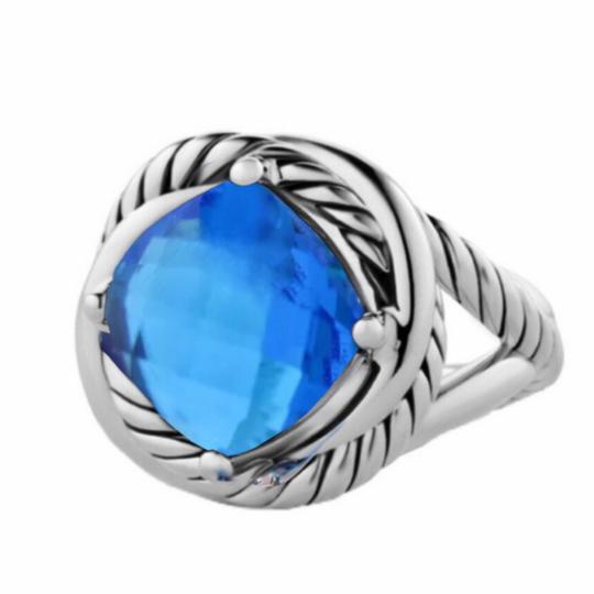 David Yurman Infinity * Blue Topaz Image 2