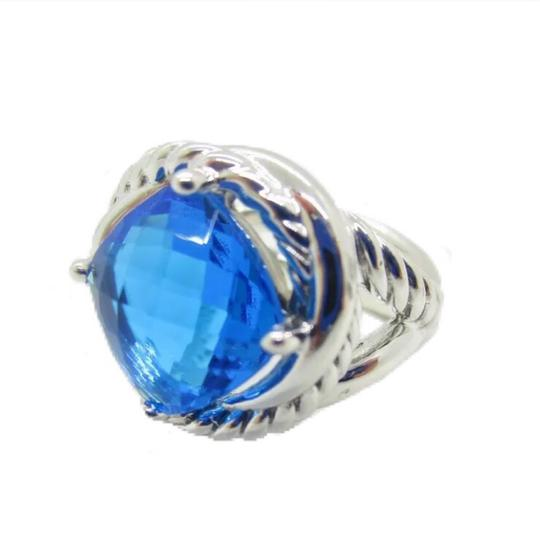 David Yurman Infinity * Blue Topaz Image 3