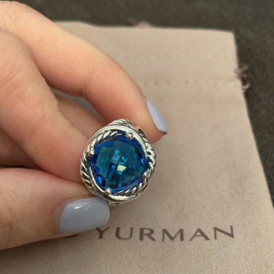 David Yurman Infinity * Blue Topaz Image 4