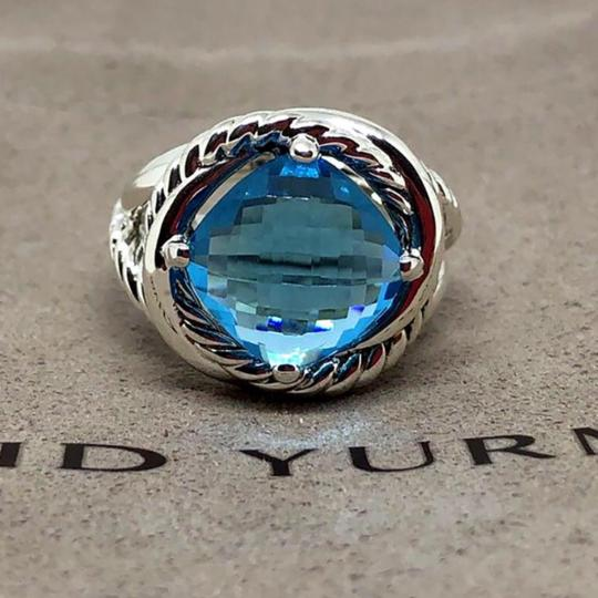 David Yurman Infinity * Blue Topaz Image 5