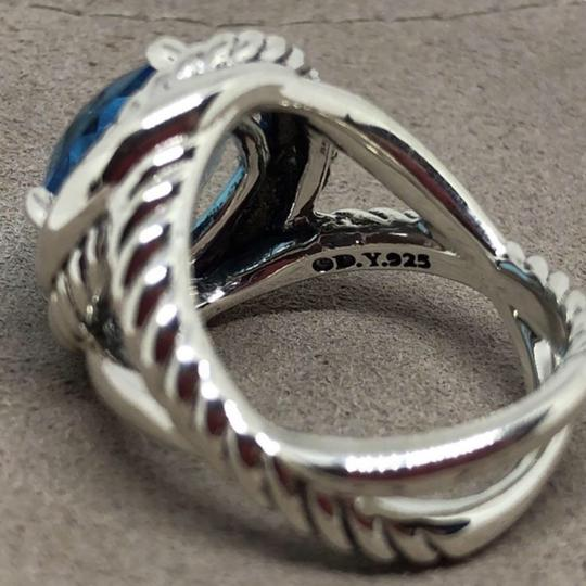 David Yurman Infinity * Blue Topaz Image 7