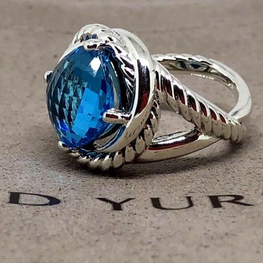 David Yurman Infinity * Blue Topaz Image 8