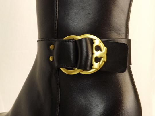 Tory Burch Black Boots Image 9
