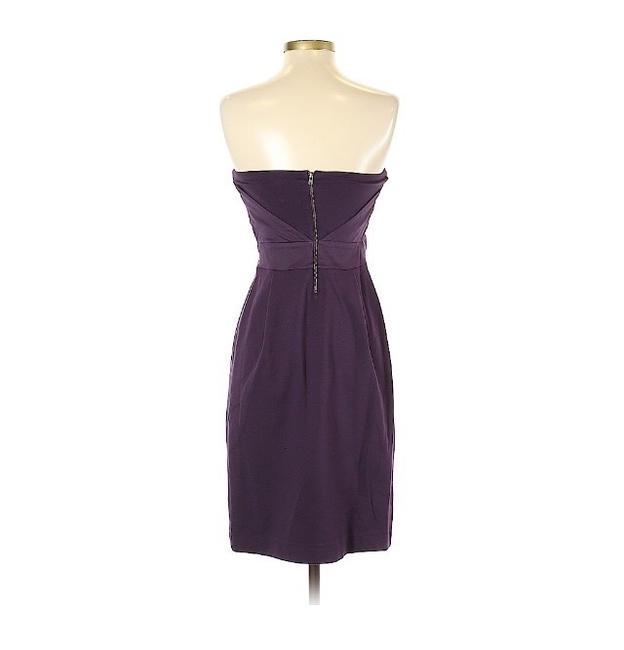 Anthropologie short dress Purple on Tradesy Image 1