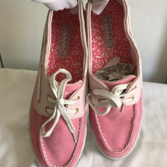 Sperry Pink Athletic Image 5