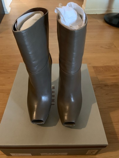 Marni soft brown Boots Image 1
