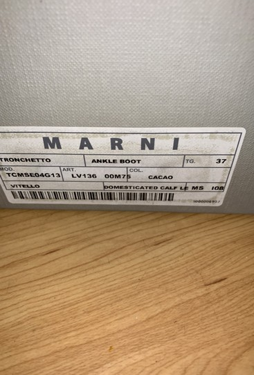 Marni soft brown Boots Image 10