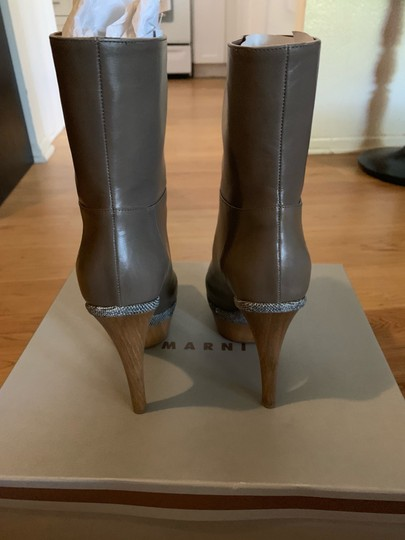 Marni soft brown Boots Image 3