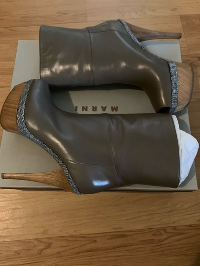 Marni soft brown Boots Image 5