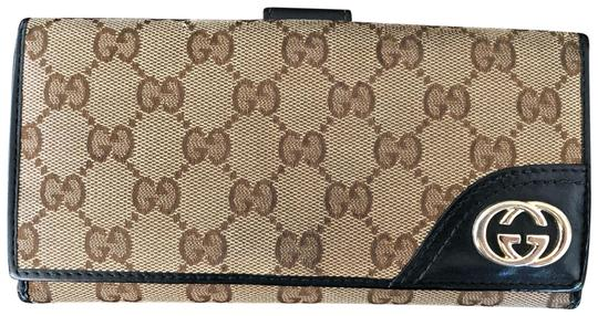 Gucci Gucci GG Canvas Leather Image 0