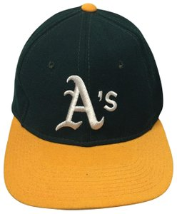 The Pro Vintage 90s Oakland's A Fitted Cap