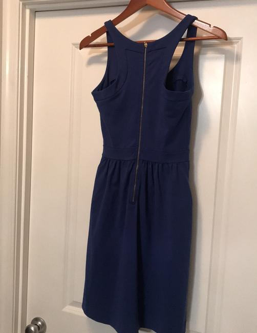 Cynthia Rowley short dress dark royal blue on Tradesy Image 1