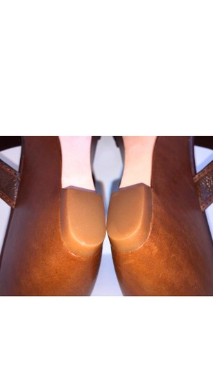 Cole Haan Brown Leather Sandals Image 10