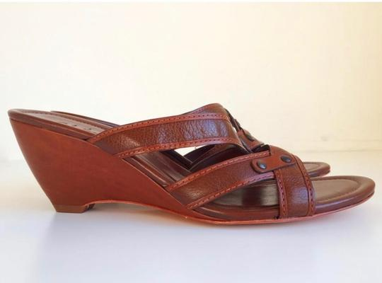 Cole Haan Brown Leather Sandals Image 5