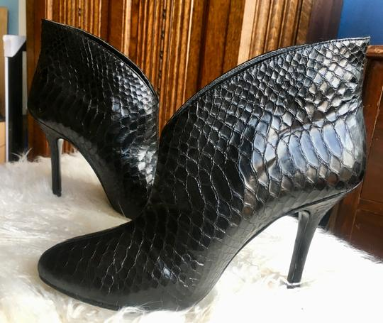 Vince Camuto Black Leather Boots Image 11