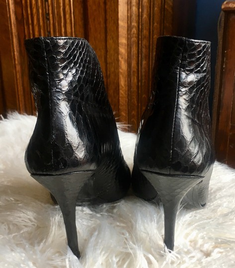 Vince Camuto Black Leather Boots Image 5