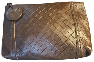 Bottega Veneta Bottega Veneta Intreacciomirage Cosmetic Bag