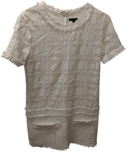 Rachel Zoe Embroidered Lace Pockets Dress